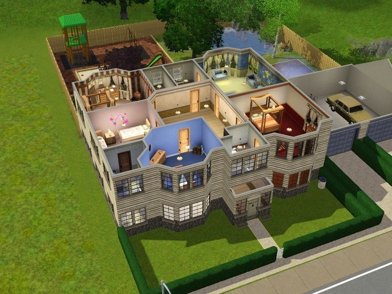 Best Dramaqueen000 S The Mini Mansion A 7 Bedroom 6 Bathroom House With Pictures