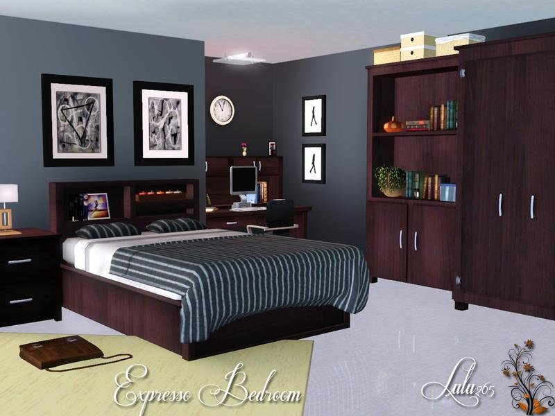 Best Lulu265 S Expresso Bedroom With Pictures
