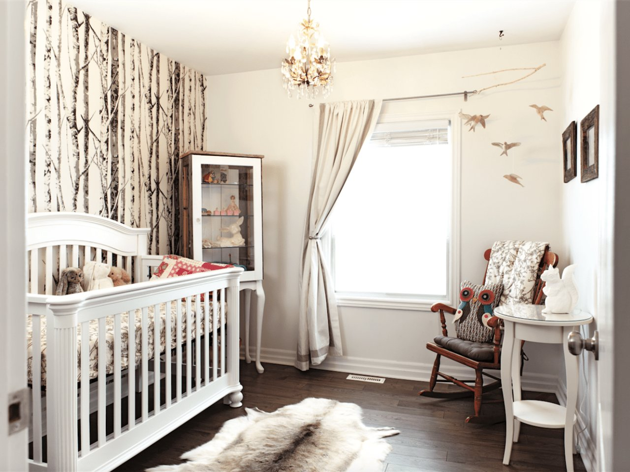 Best How To Create A Woodland Nursery With Pictures