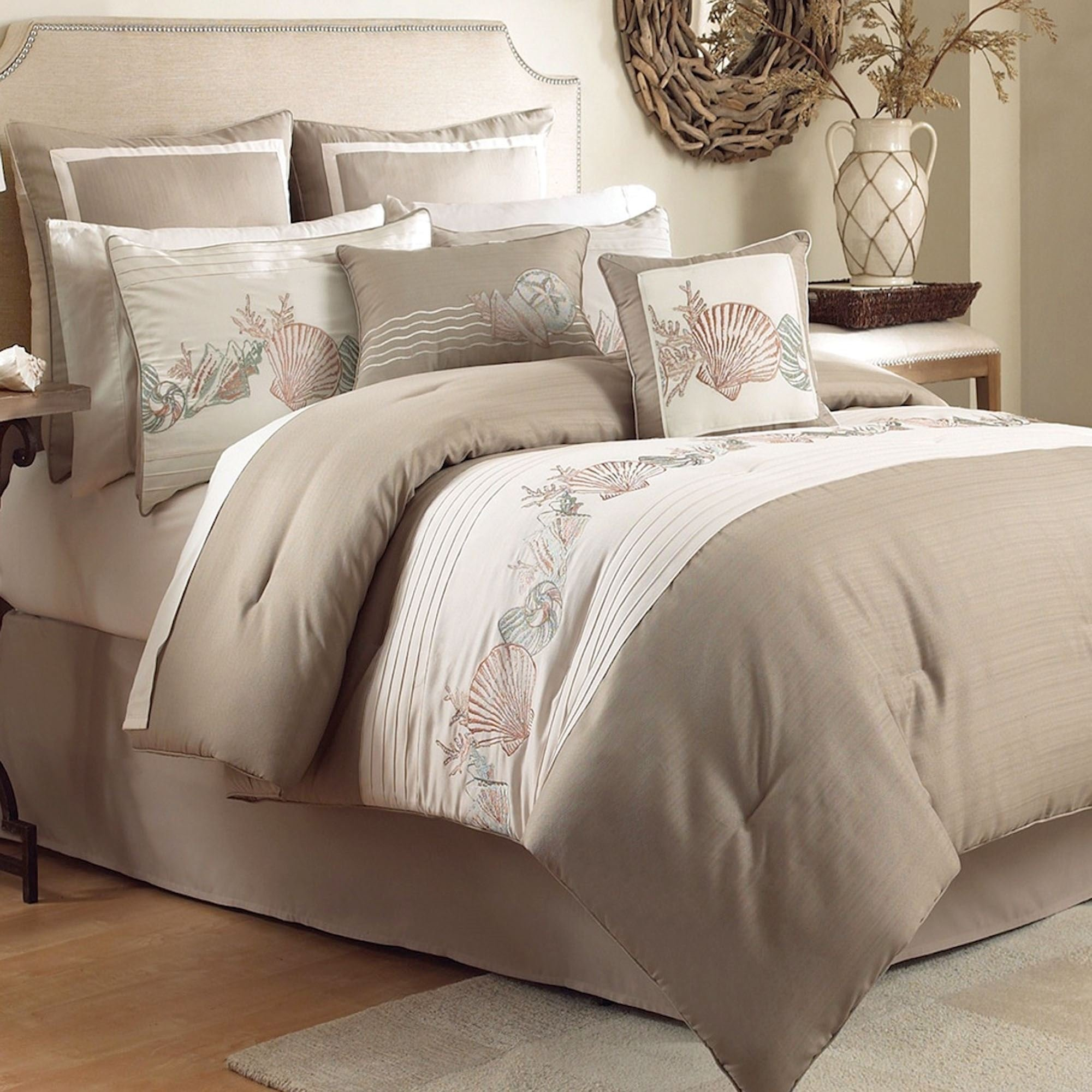 Best Seashore Coastal Comforter Bedding From Chapel Hill By With Pictures