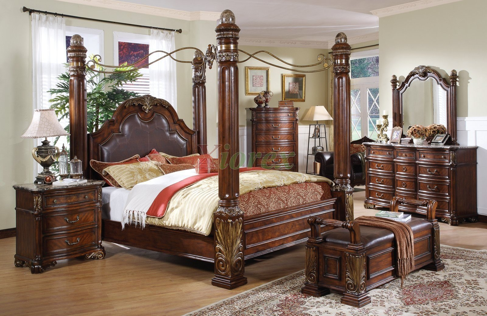 Best Canopy Bed Sets Bedroom Furniture Sets W Poster Canopy Beds 100 Xiorex With Pictures