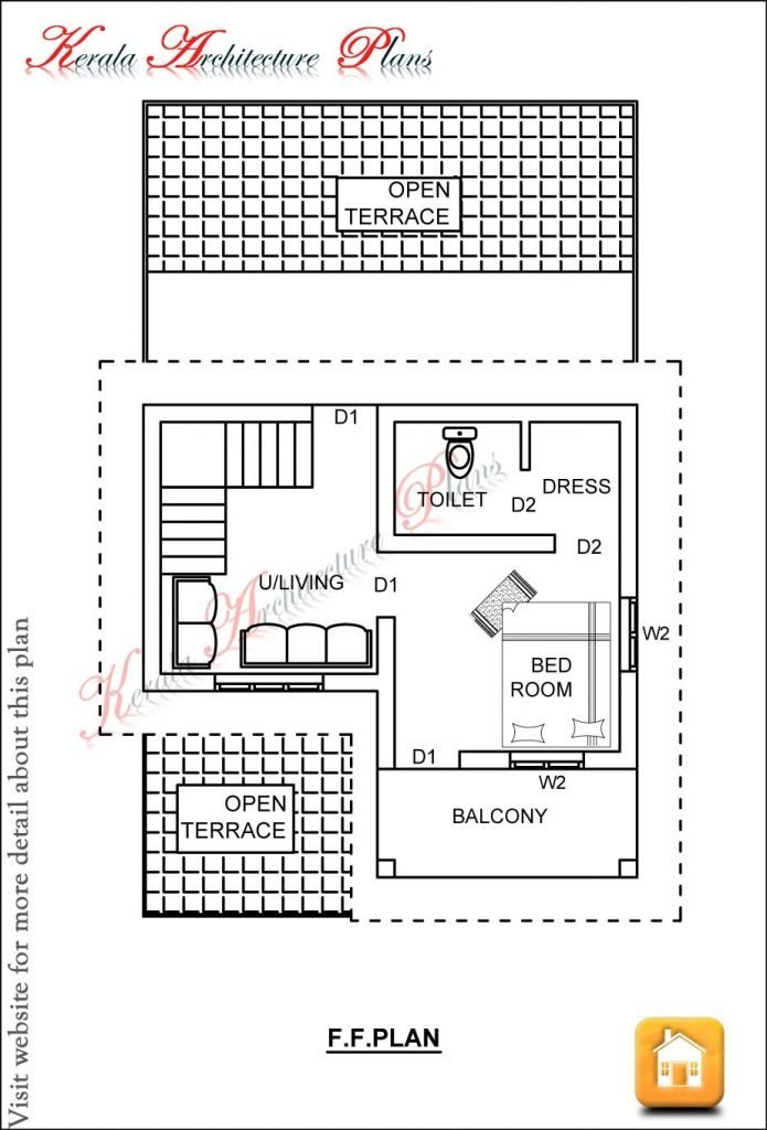 Best 2 Bedroom Kerala House Plans Free Unique Kerala House Plans 1200 Sq Ft With S Khp New Home With Pictures