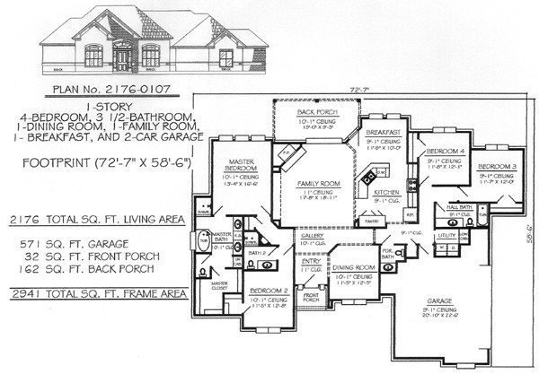 Best Inspirational 2 Story 4 Bedroom 3 Bath House Plans New With Pictures