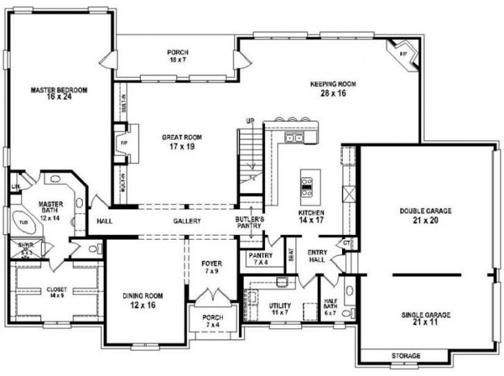 Best 3 Bedroom 3 5 Bath Ranch House Plans Archives New Home With Pictures