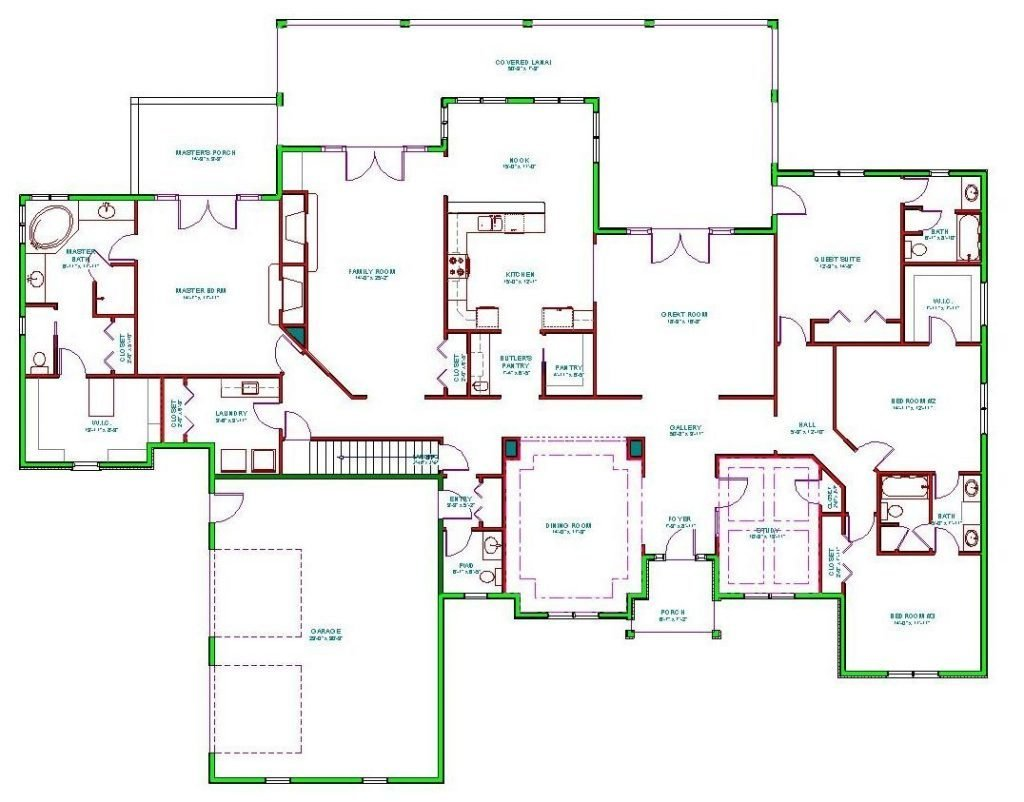 Best 6 Bedroom Ranch House Plans New 100 6 Bedroom House Plans Luxury New Home Plans Design With Pictures