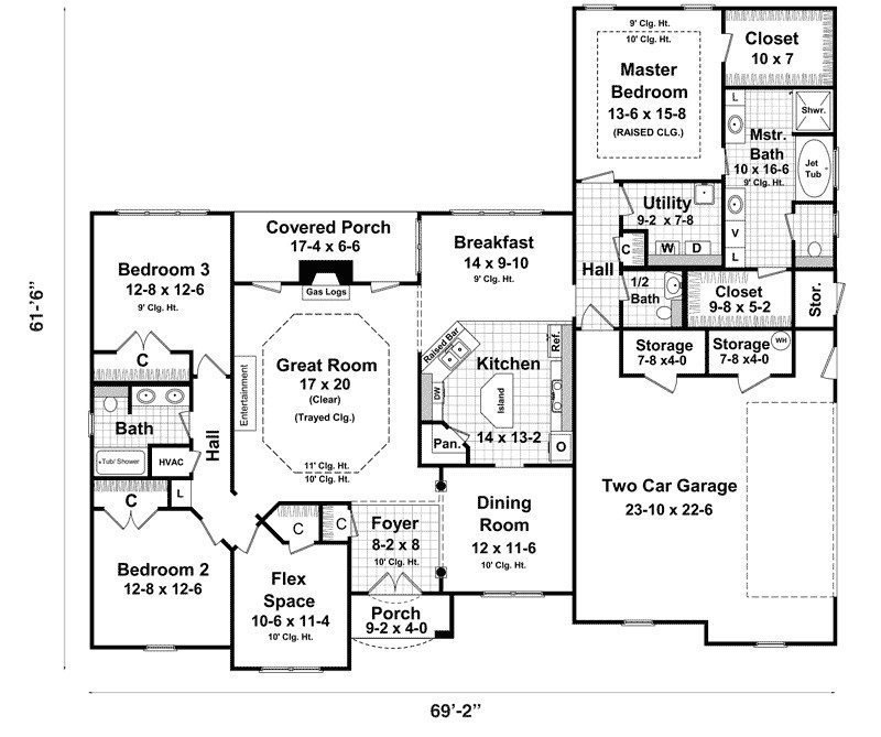 Best 4 Bedroom House Plans With Walkout Basement Luxury Ranch With Pictures