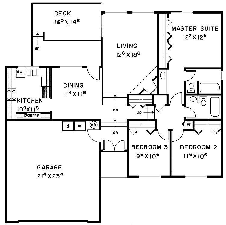 Best Lovely 5 Bedroom Split Level House Plans New Home Plans With Pictures