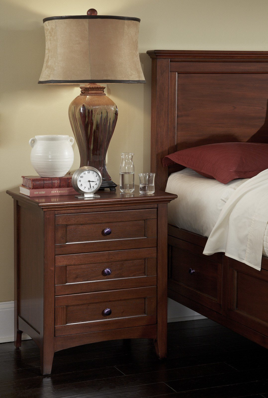 Best Westlake Bedroom Collection Cedar Hill Furniture With Pictures
