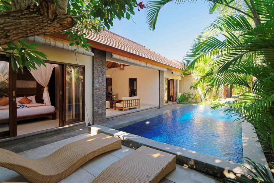 Best Two Bedrooms Pool Villa Arman Villas And Spa With Pictures
