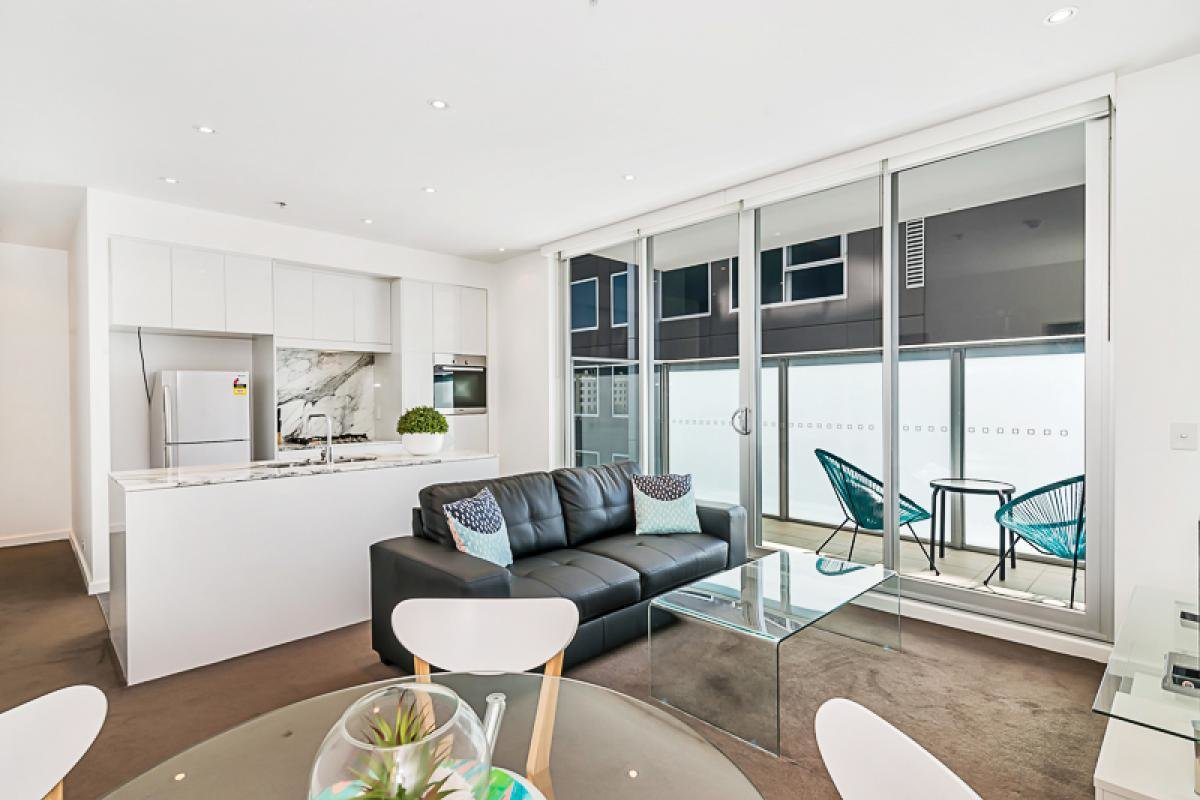 Best 1 Bedroom Executive Apartment In Adelaide Hindmarsh Square With Pictures