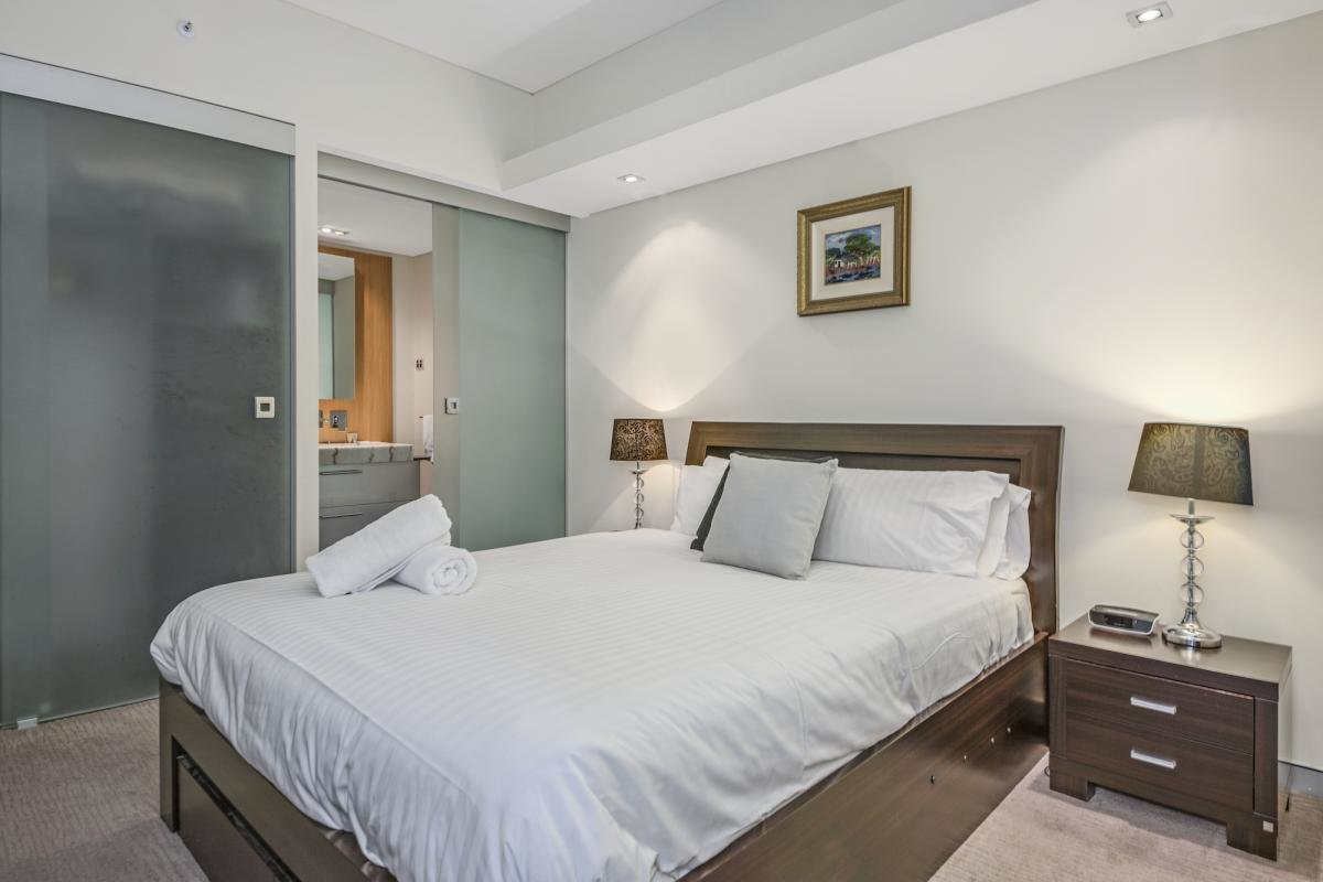 Best 2 Bedroom Executive Apartment In Perth Cbd Hay Street With Pictures