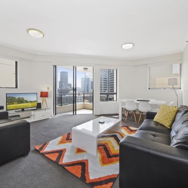 Best 2 Bedroom Executive Apartment In Sydney Cbd Mid Kent Street With Pictures