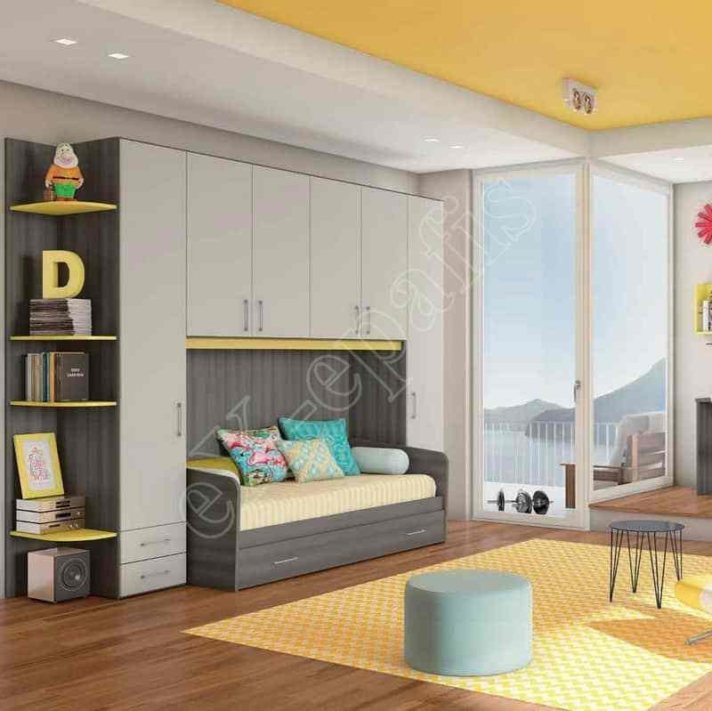 Best Kids Bedroom Colombini Target P102 Ex Epafis Έπιπλο With Pictures