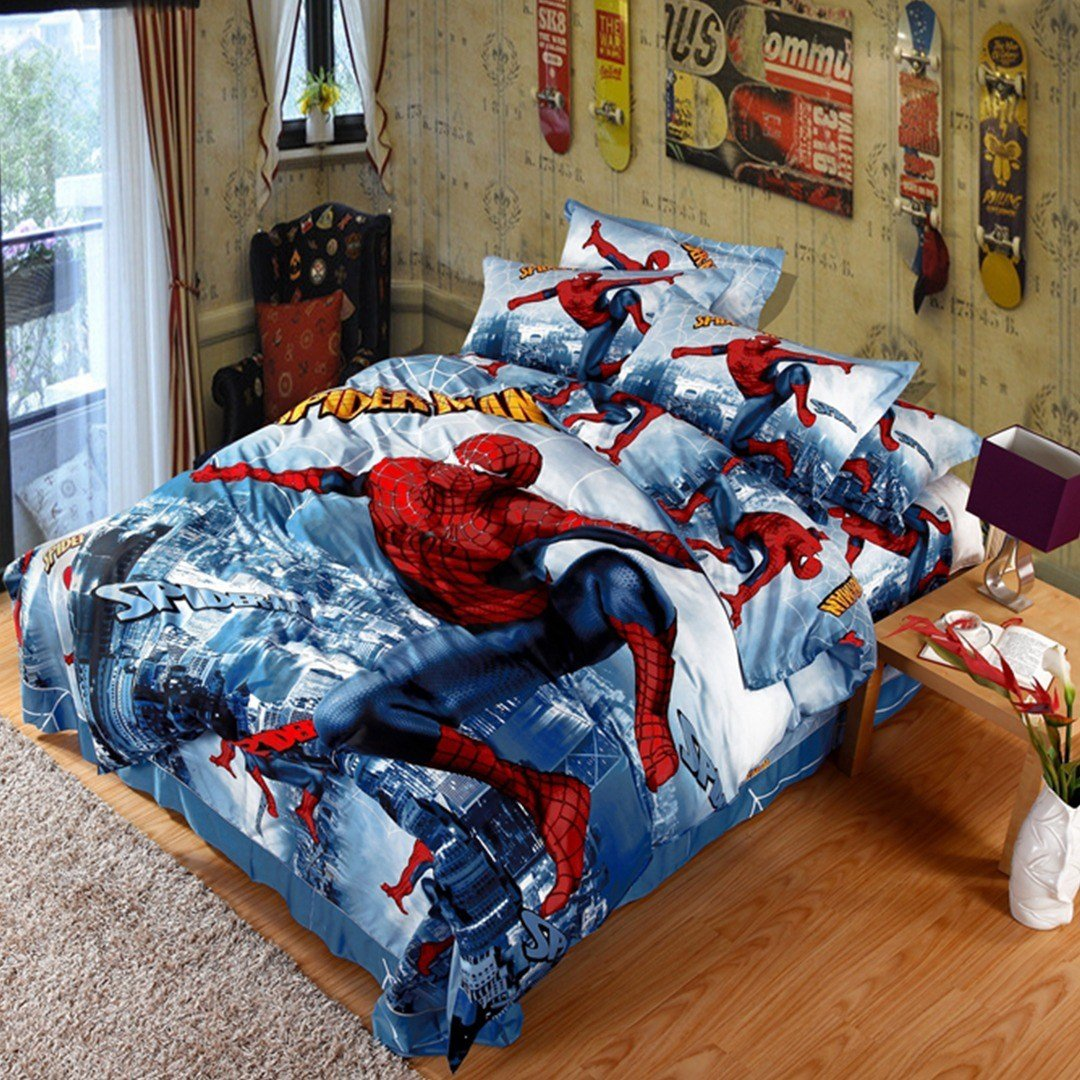 Best Spiderman Bedding Set Ebeddingsets With Pictures