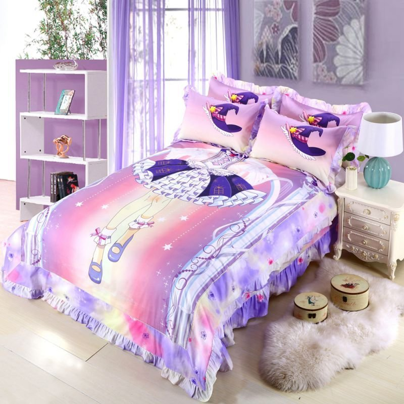 Best Princess Children S Comforter Bedding Set Ebeddingsets With Pictures