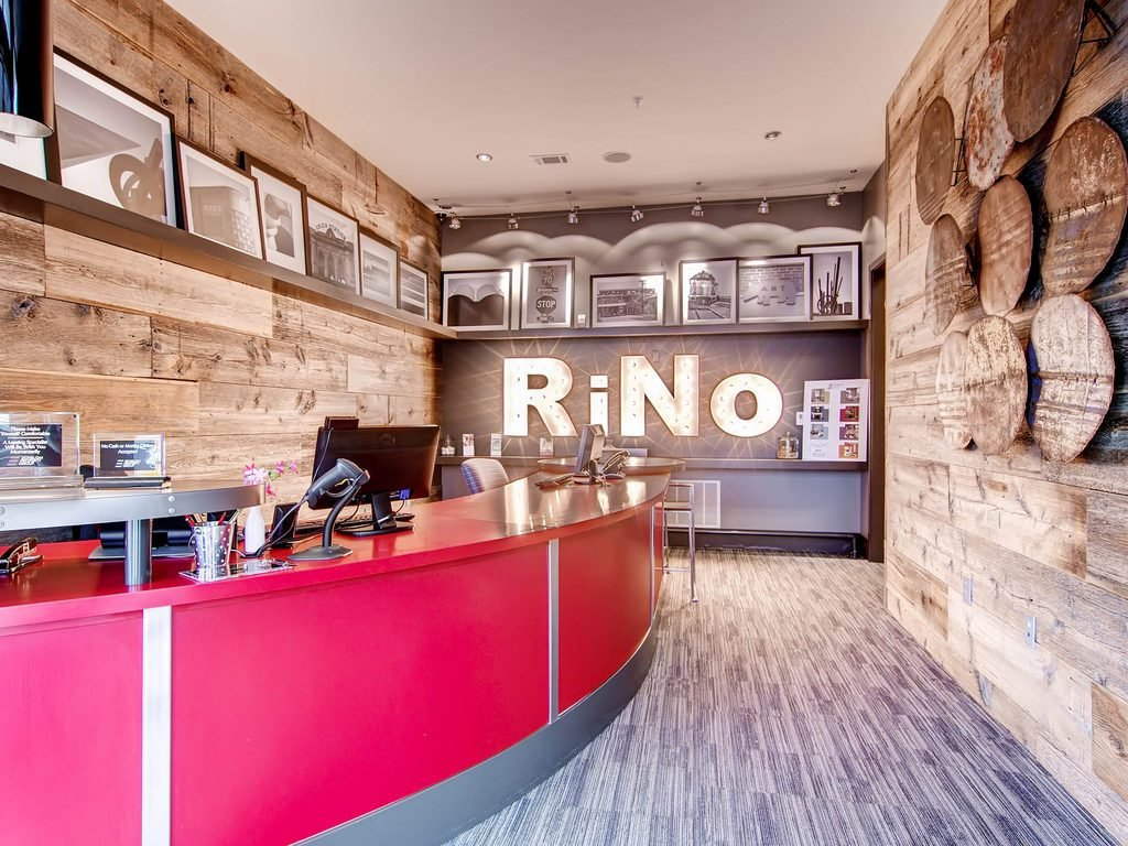 Best 2 Bedroom Apartments In Denver Block 32 At Rino Floor With Pictures