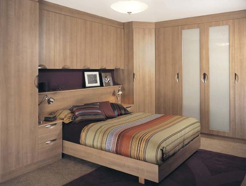 Best Bespoke Fitted Wardrobes Made To Measure Corner Walk In Closets I Wardrobes With Pictures