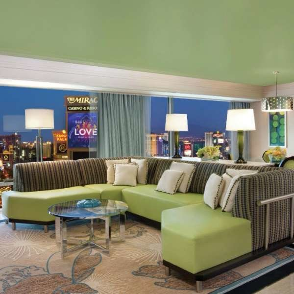 Best One Bedroom Tower Suite The Mirage With Pictures