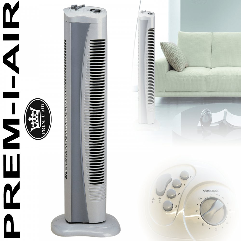 Best Slim Tower Fan With 3 Speed Settings 2 Hour Timer With Pictures