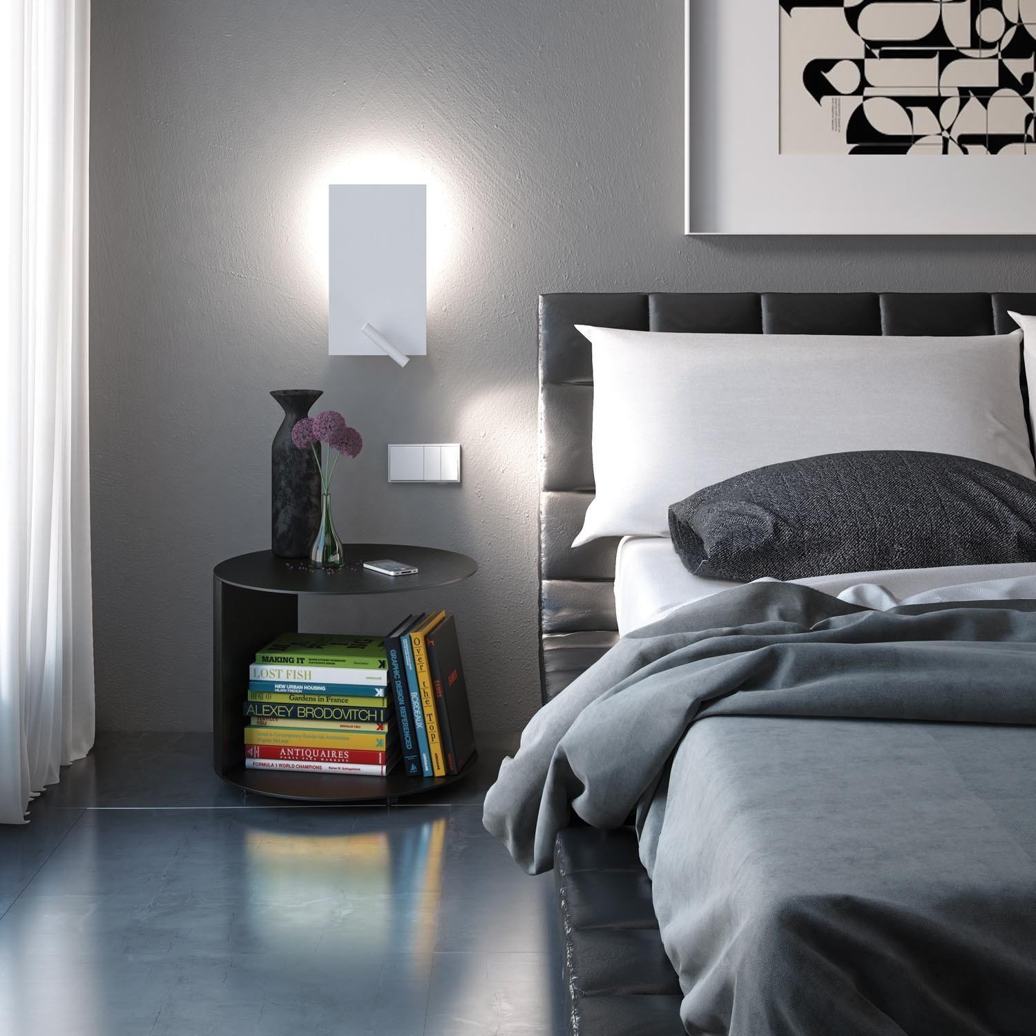 Best On Trend Wall Sconces In The Bedroom Design Necessities With Pictures