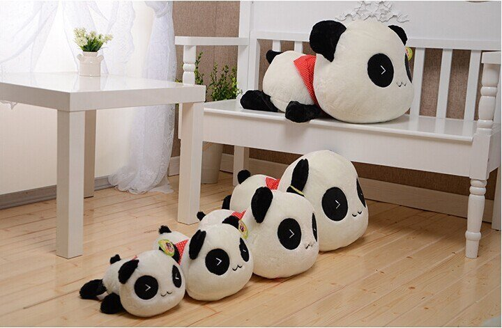 Best 30Cm 1 Piece New Teddy Bear Papa Cat Panda Plush Cute With Pictures