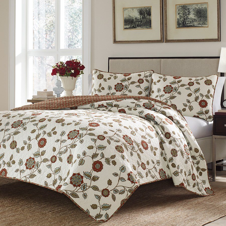 Best Stone Cottage Lauriston Quilt Set From Beddingstyle Com With Pictures