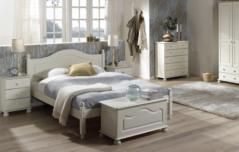 Best Richmond White Range Bedroom Furniture Direct With Pictures