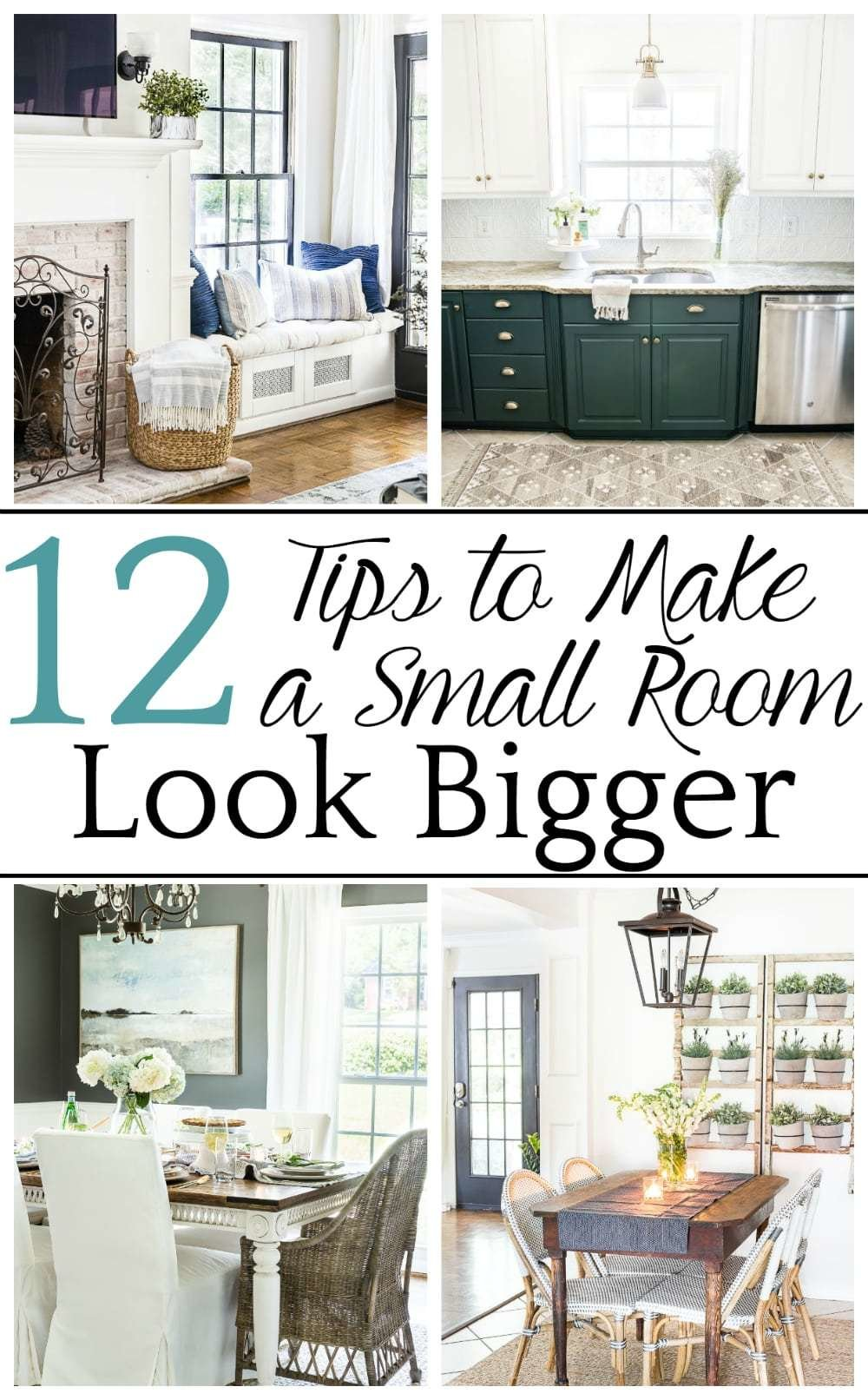 Best How To Make A Small Room Look Bigger Bless Er House With Pictures