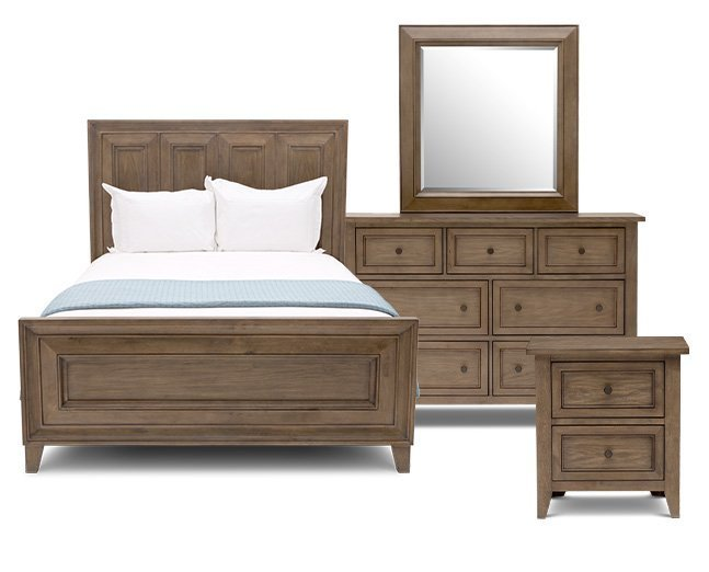 Best Somerset Panel Bed Furniture Row With Pictures