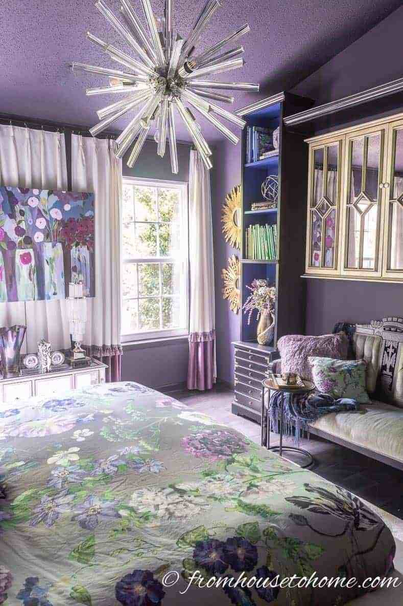 Best Purple Bedroom Decorating Ideas Create A Stunning Master With Pictures