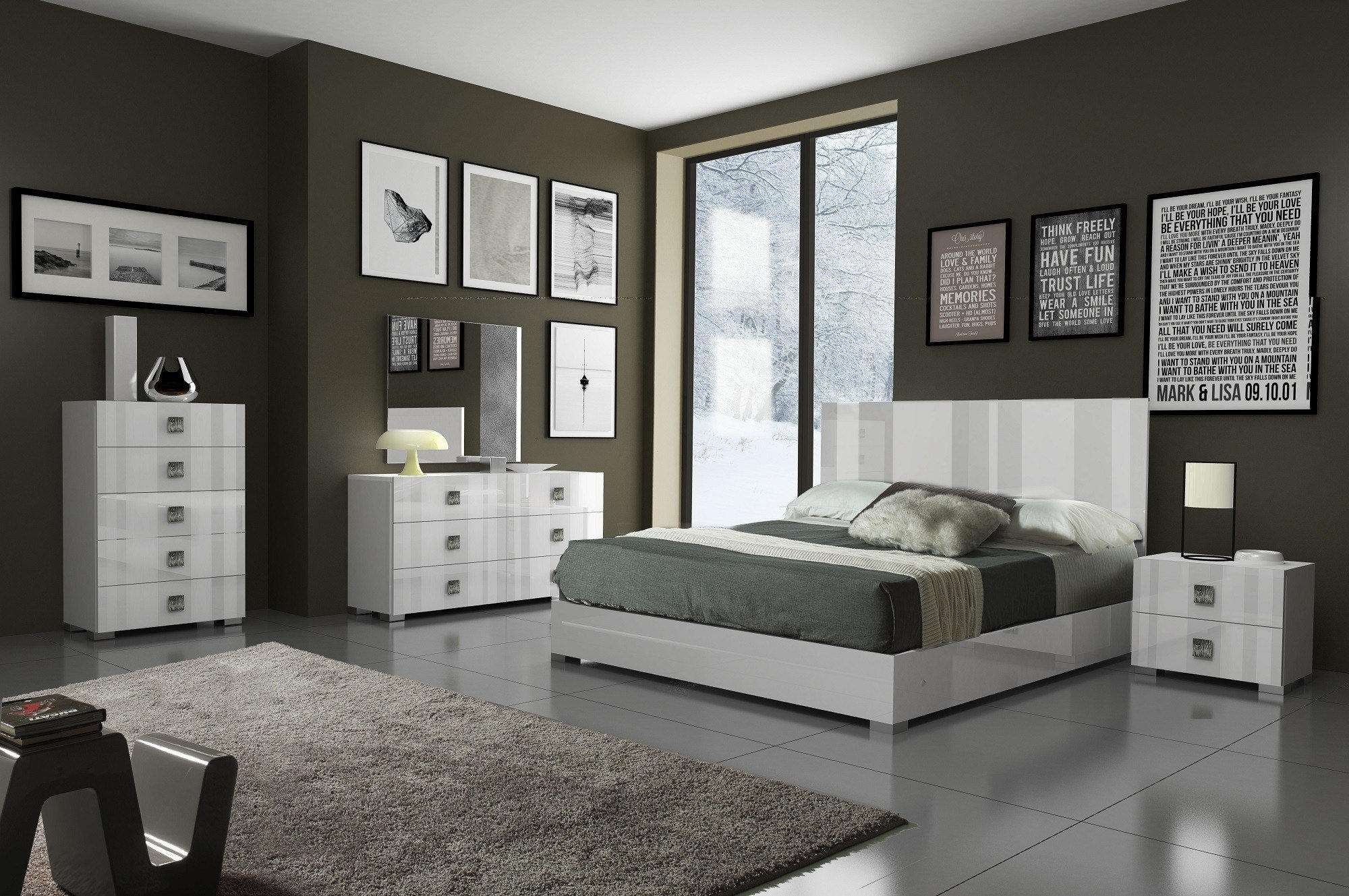 Best J M Furniture Modern Furniture Wholesale Bedroom Mika With Pictures