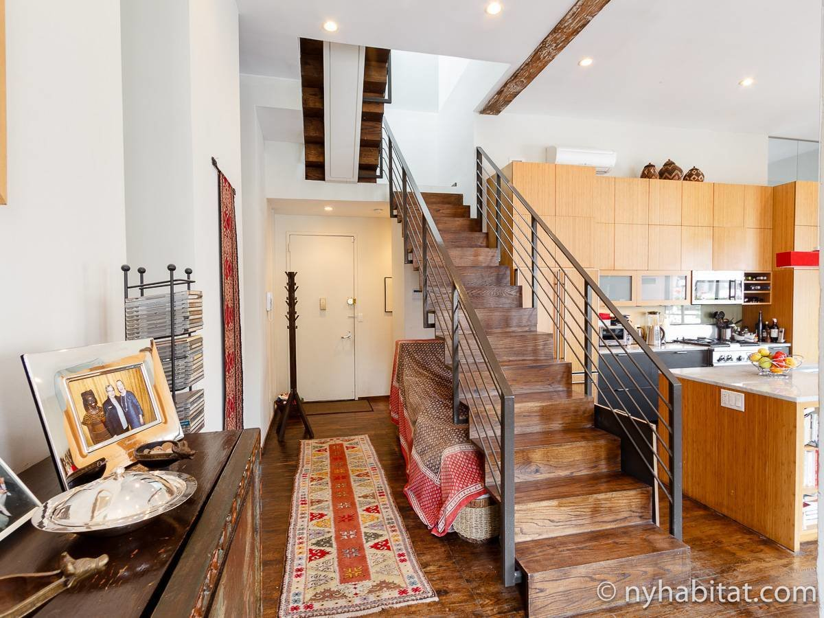 Best New York Apartment 1 Bedroom Loft Apartment Rental In Noho Greenwich Village West Village With Pictures