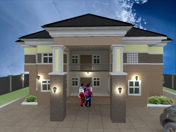 Best How Much Will A 5 Bedroom Duplex Cost Properties Nigeria With Pictures