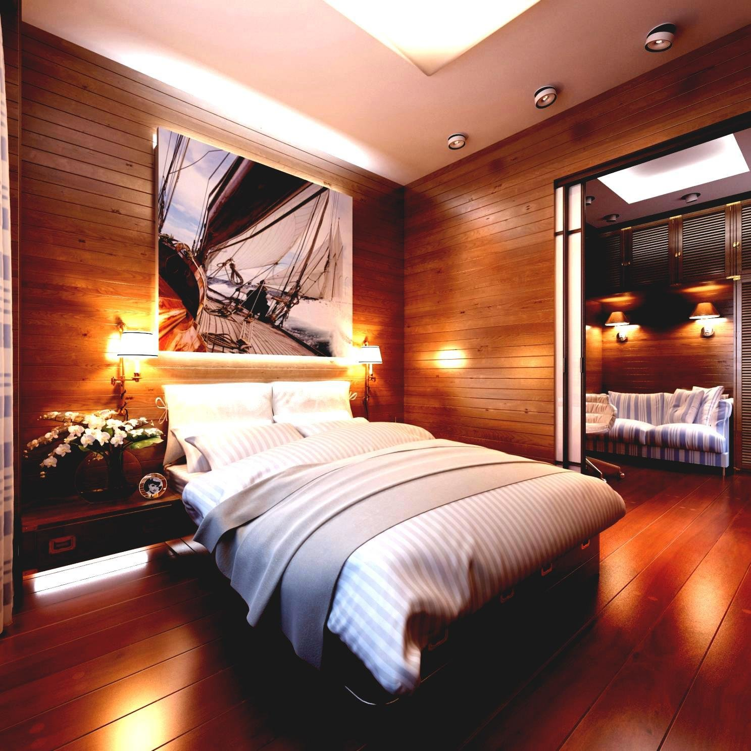 Best Indian Interior Design For Middle Class Bedroom With Pictures