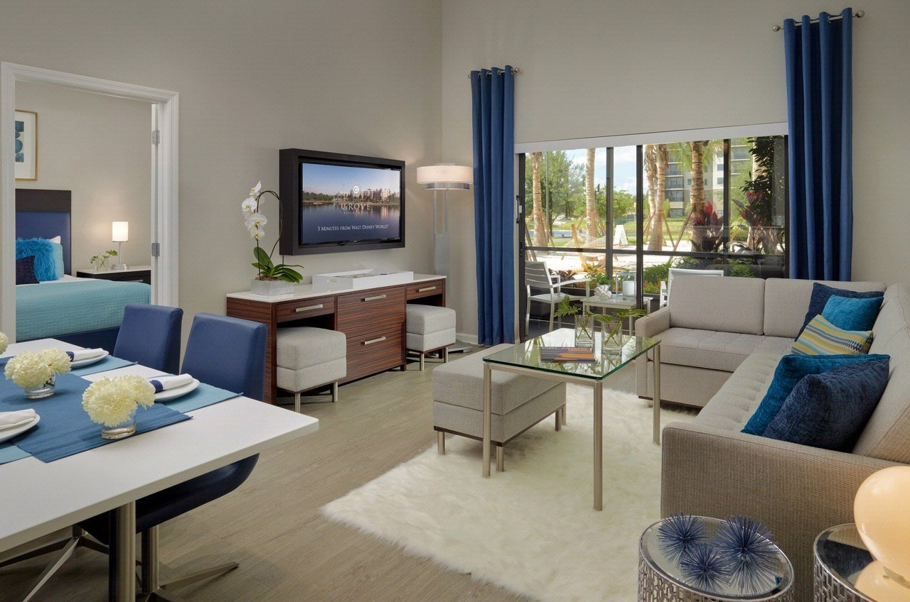 Best One Bedroom Suites In Orlando The Grove Resort With Pictures