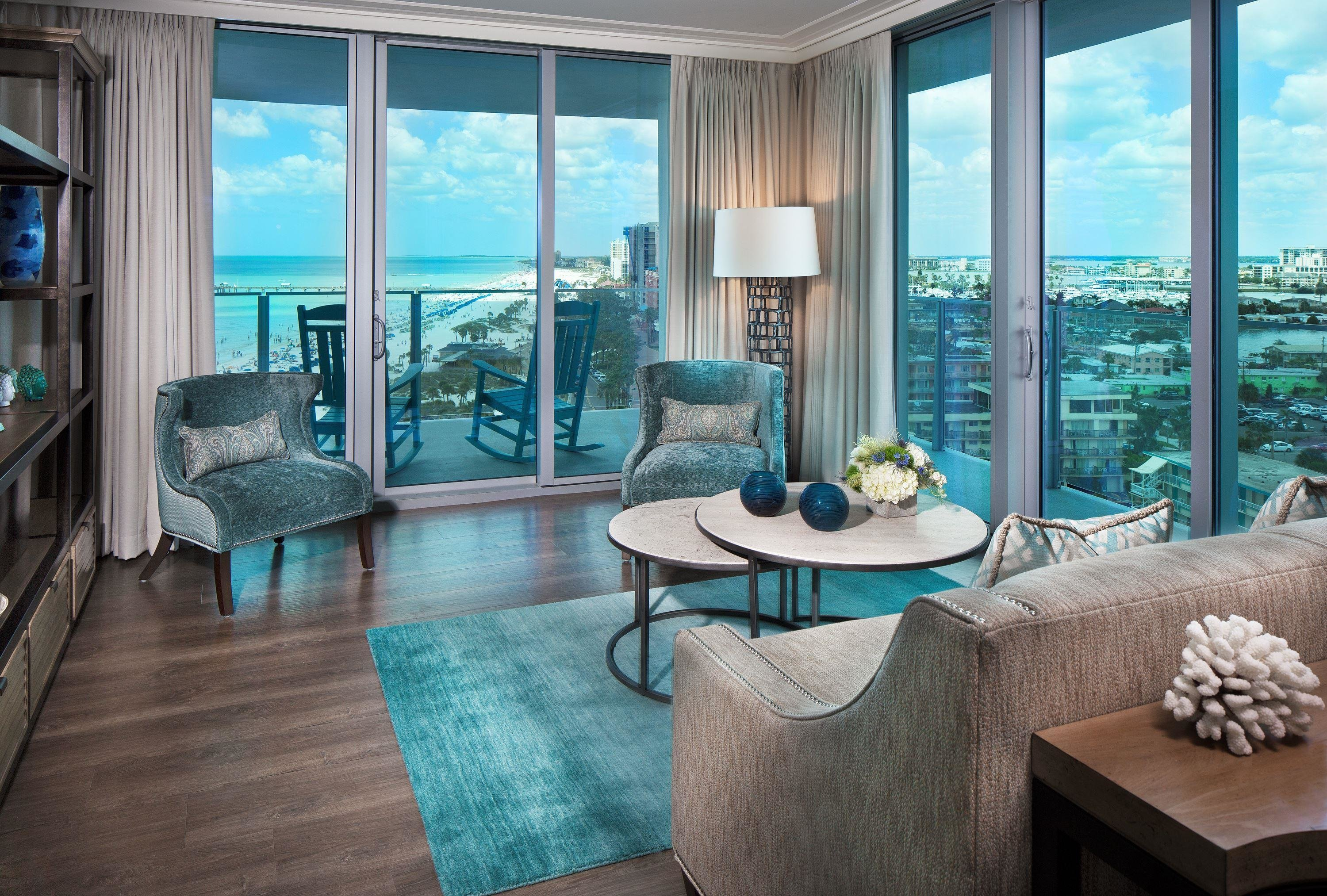 Best Luxury Guest Suites In Clearwater Fl Opal Sands Resort With Pictures