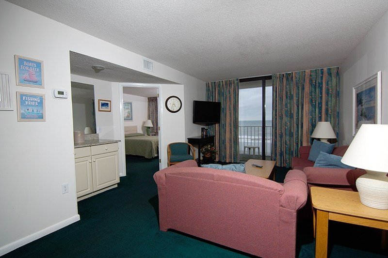 Best Oceanfront 2 Bedroom Deluxe Suite Myrtle Beach Resorts Vacation Rentals Sands Resorts With Pictures