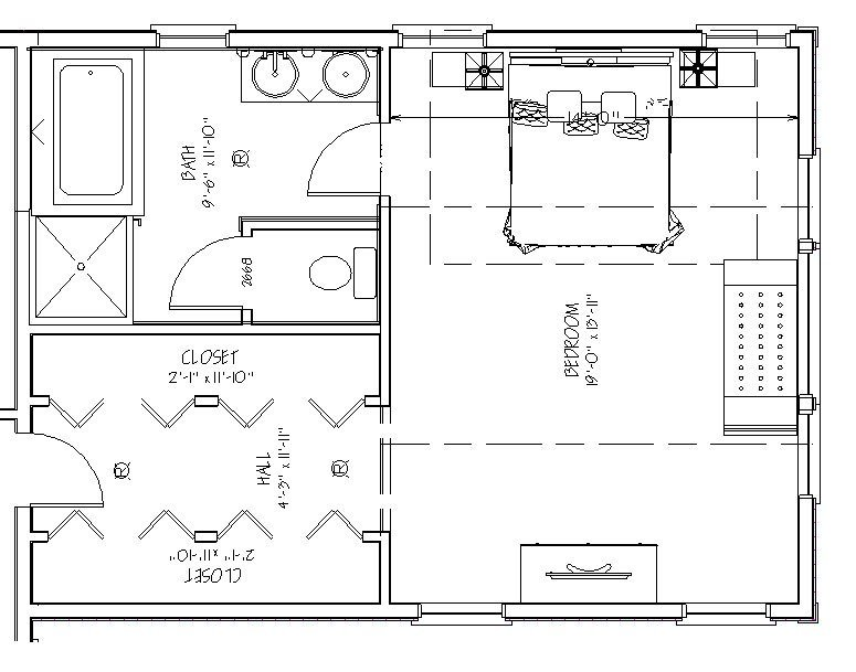 Best Master Suite Over Garage Plans And Costs Simply Additions With Pictures