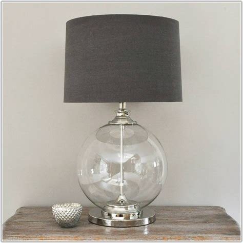 Best Clear Glass Table Lamps For Bedroom Lamps Home With Pictures