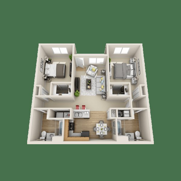 Best 2 3 Bedroom Apartments For Rent In Albuquerque Nm With Pictures
