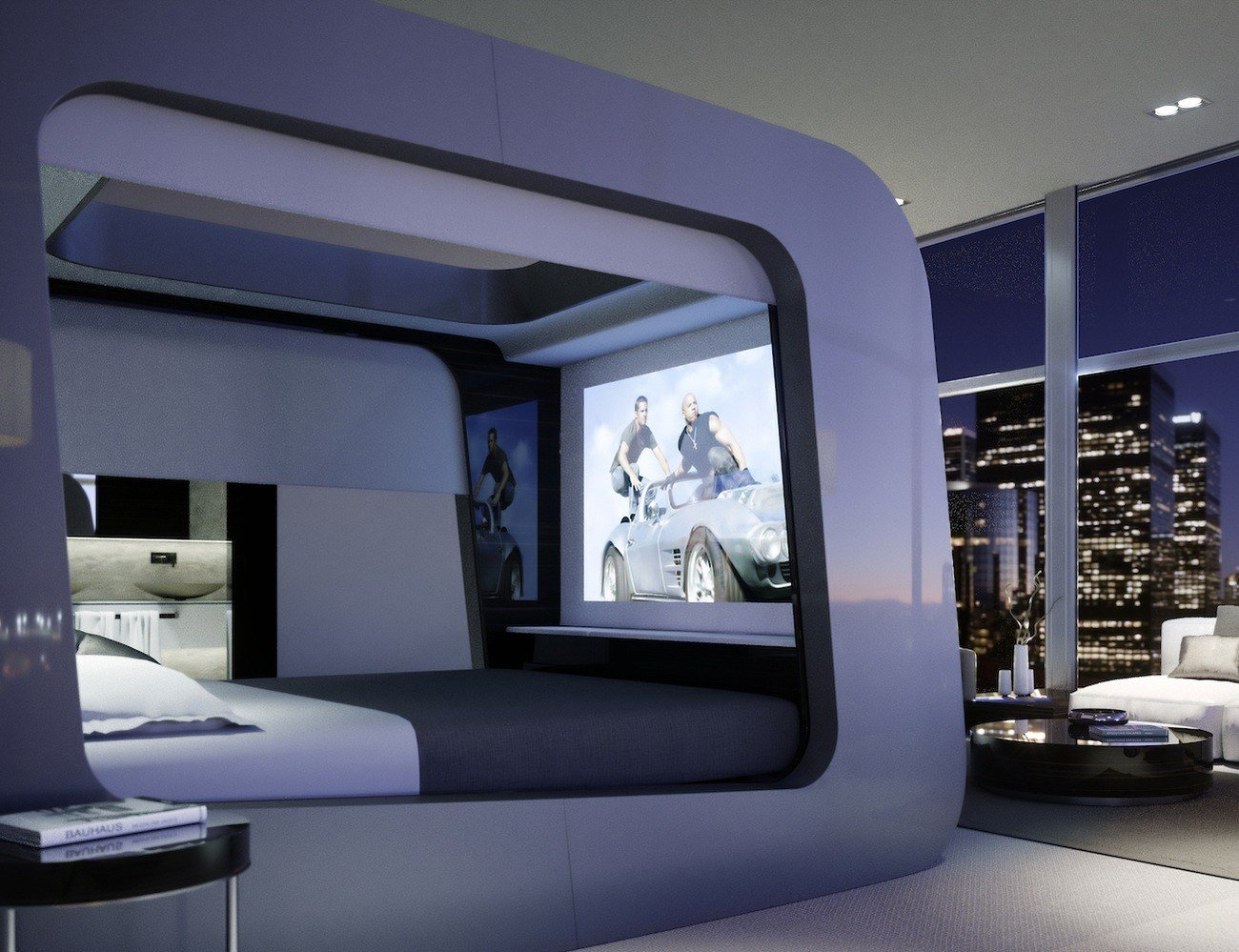 Best Hican Revolutionary Smart Bed » Gadget Flow With Pictures