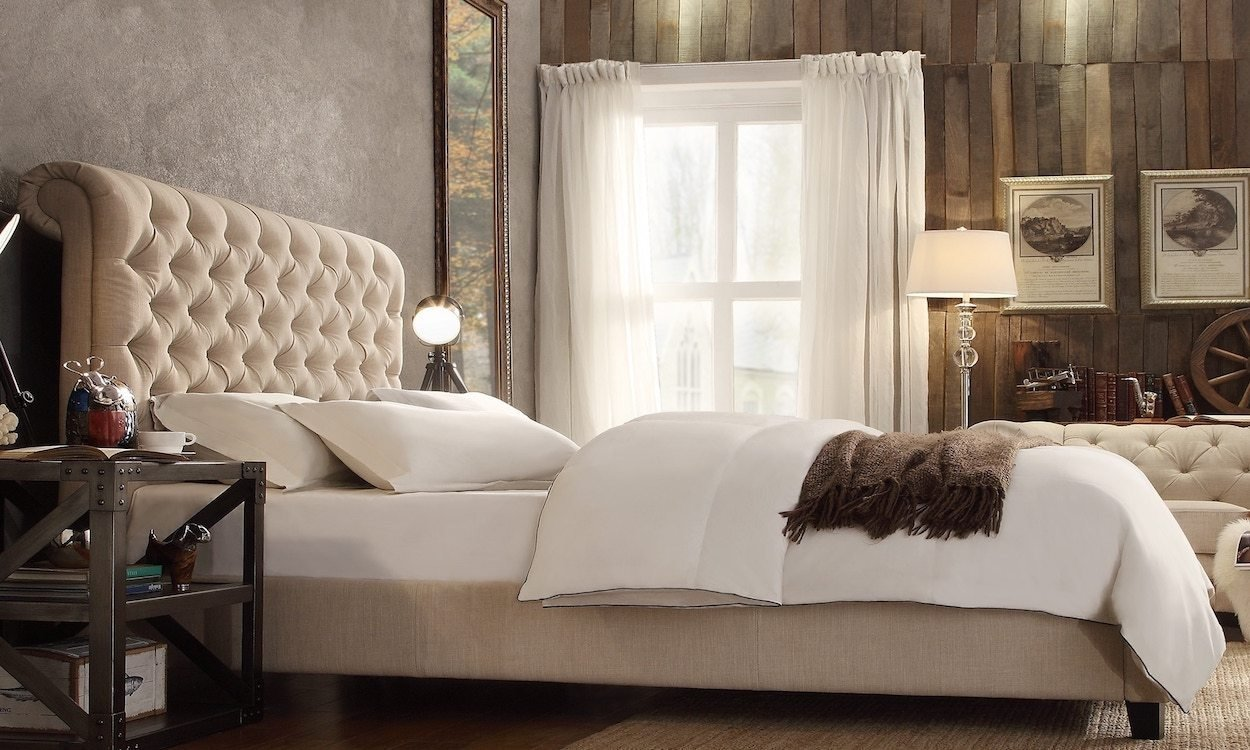 Best Top 5 Bedroom Curtain Ideas Overstock Com With Pictures