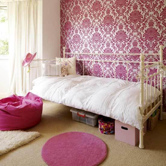 Best How To Create A Feature Wall In Girls Bedrooms Wallpaper With Pictures