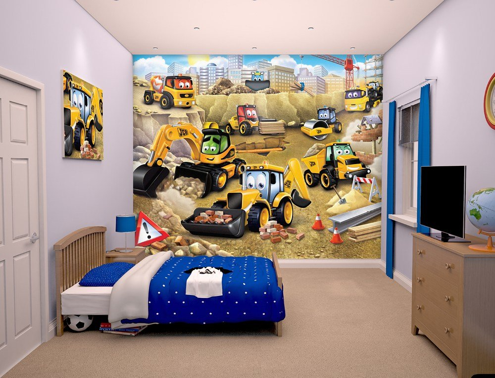 Best Kidsaw Jcb Bedroom Set Www Indiepedia Org With Pictures