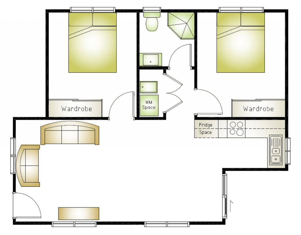 Best Granny Flat Layout Grannyflatsolutions With Pictures