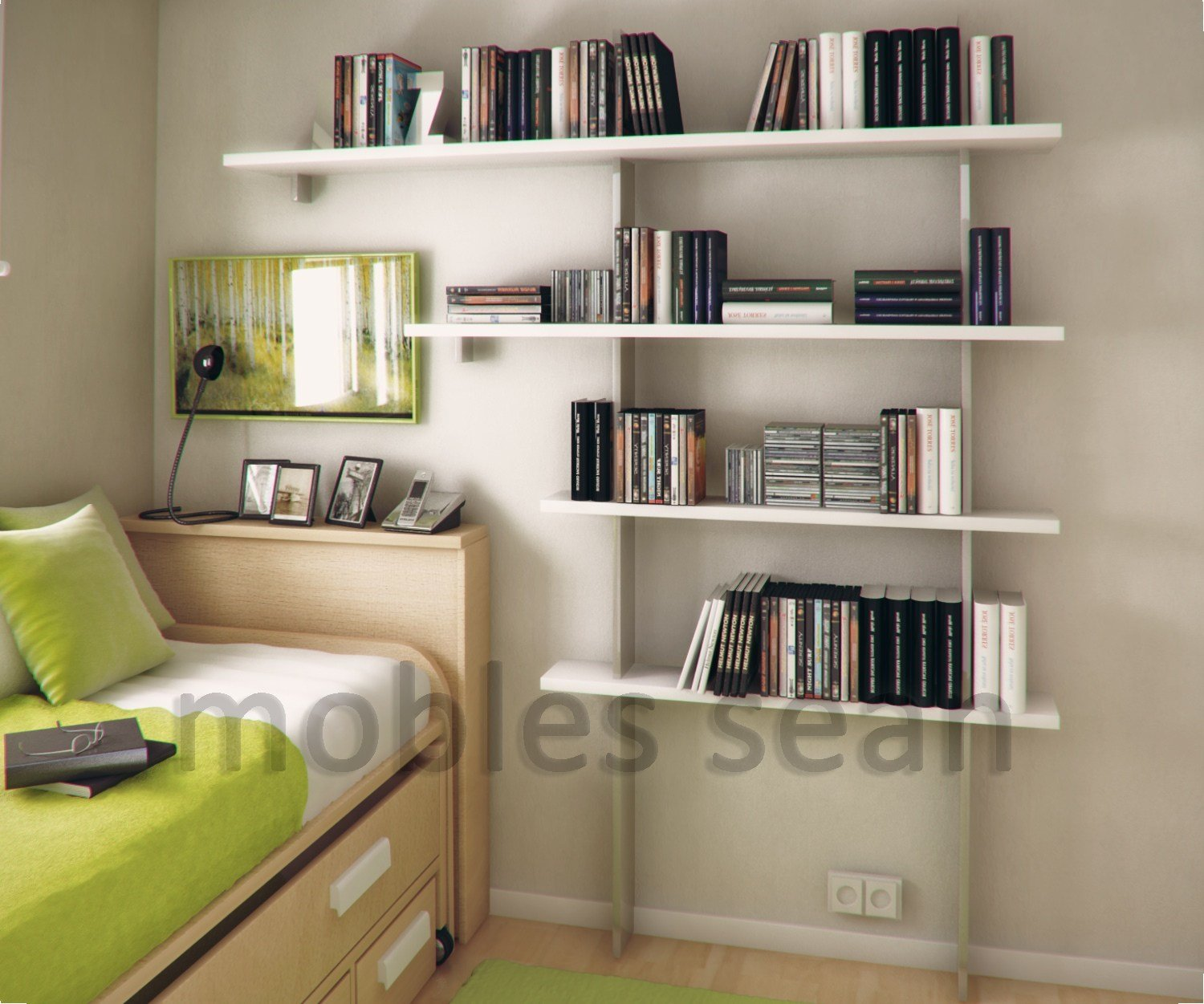 Best Creative Storage Ideas For Small Bedrooms Homeideasblog Com With Pictures