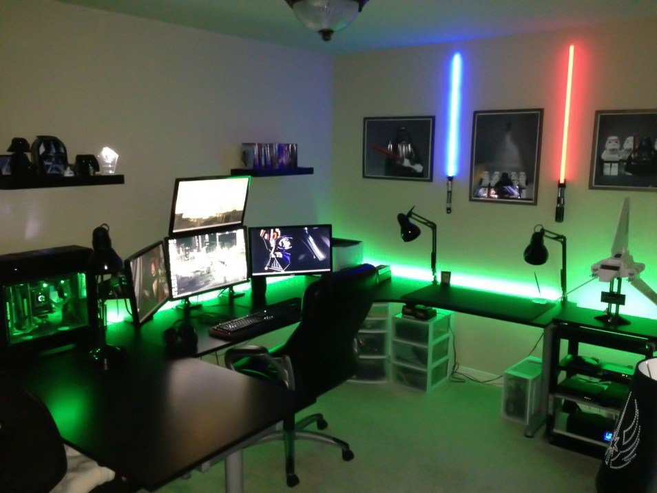 Best 47 Epic Video Game Room Decoration Ideas For 2019 With Pictures