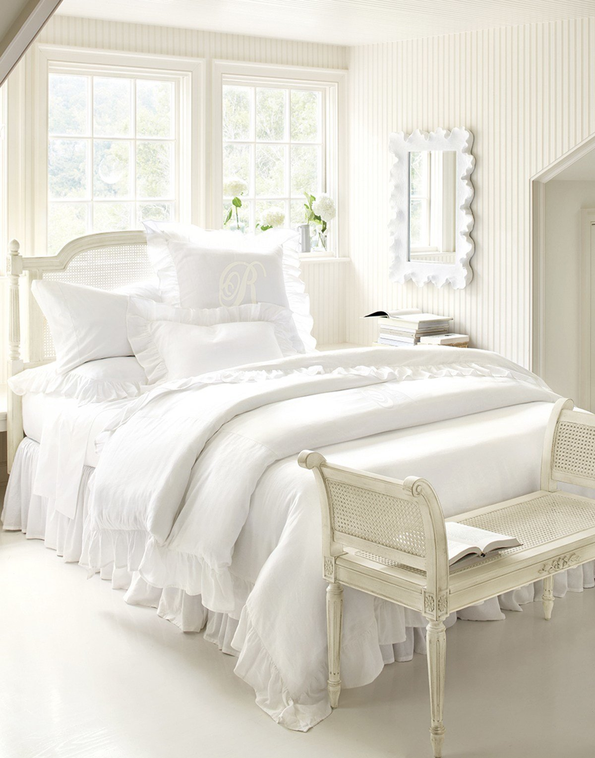 Best 50 Best Bedrooms With White Furniture For 2019 With Pictures