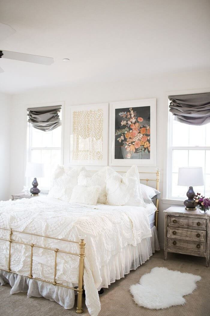Best 14 Best Rustic Chic Bedroom Decor And Design Ideas For 2019 With Pictures
