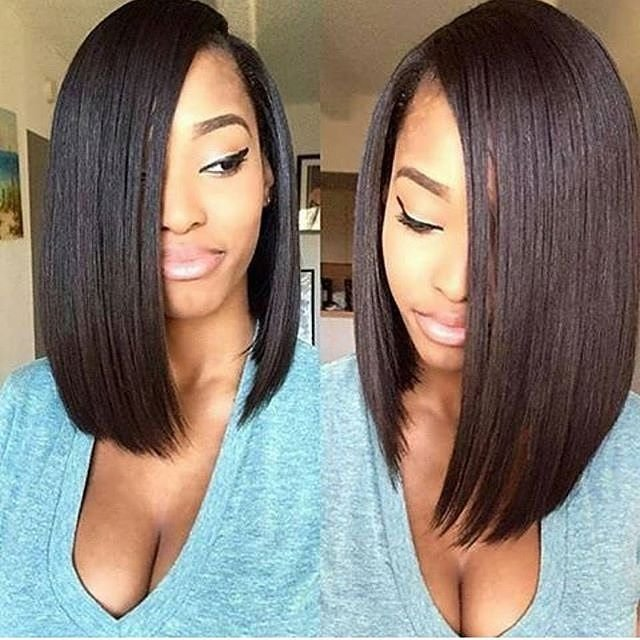 Free 30 Trendy Bob Hairstyles For African American Women 2019 Wallpaper